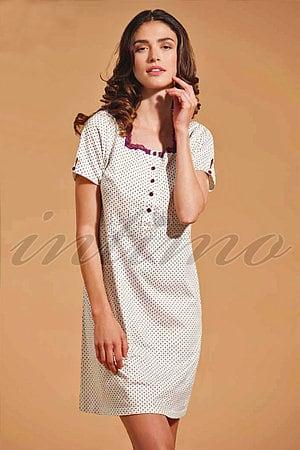 Нічна сорочка, бавовна Si e Lei, Італія EV24 фото