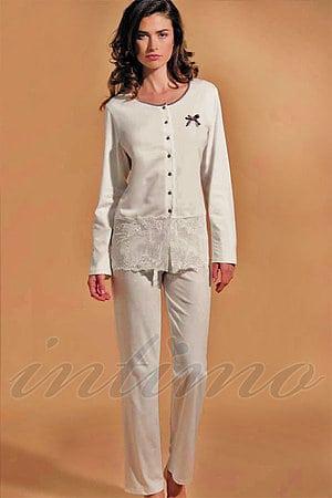 Комплект: кофта та брюки, бавовна Si e Lei, Італія GS14 фото