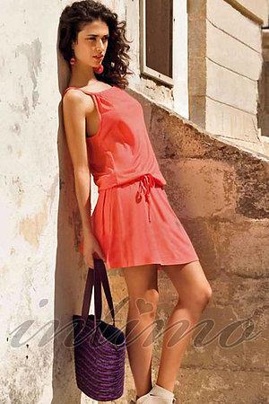 Пляжне плаття, віскоза Si e Lei, Італія CU56 фото