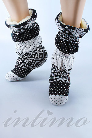 Домашні жіночі чобітки 4Rest, Україна 1112 фото