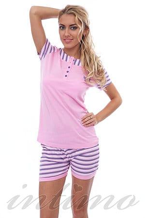 Комплект: футболка та шортики Papillon, Італія PA0027 фото