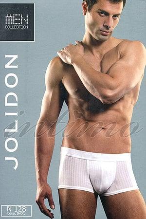 Труси чоловічі boxer, бавовна Jolidon, Румунія N128 фото