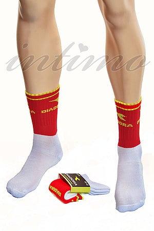 Шкарпетки чоловічі, 2 пари Diadora, Італія D5005 фото