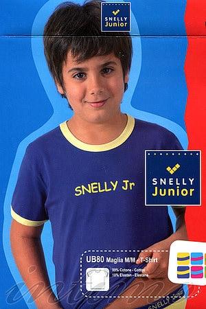 Дитяча футболка, бавовна Snelly, Італія UB80 фото