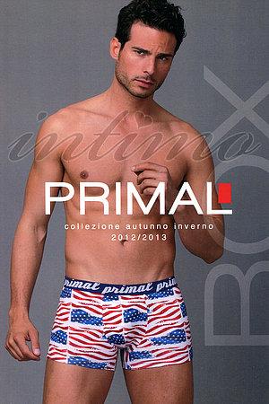 Труси чоловічі boxer, бавовна Primal, Італія 3479 фото
