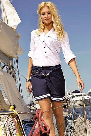 Жіночі шорти, пляжні Marc & Andre, Франція LS13-01 фото
