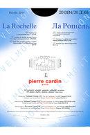 Чулки на резинке Pierre Cardin 20673 - фото №1