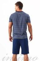Футболка и шорты, хлопок Renato Balestra 21029 - фото №1