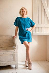 Платье, хлопок, код 23998, арт 400122