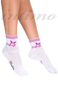 Женские носочки, хлопок, код 29915, арт PW603