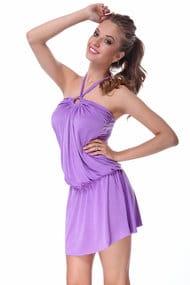 Фіолетові сукні, 34048, код 34048, арт 23131