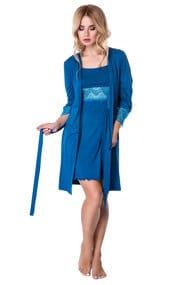 Халатик і сорочка, віскоза, код 36575, арт F50013
