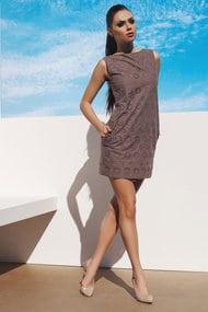 Платье, хлопок, код 47327, арт 16078-Р