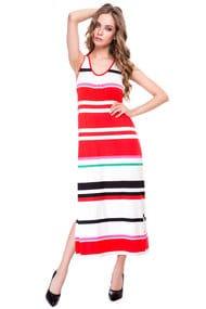 Платье-сарафан, вискоза, код 47485, арт 7316