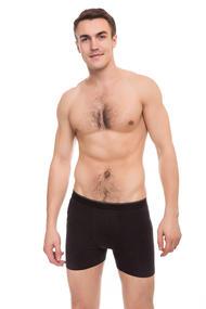 Облегающие мужские термошорты вискоза, шерсть, код 49449, арт ТМ-42