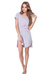 Платье домашнее, хлопок, код 49471, арт F60024