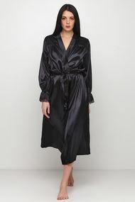 Черный халат, 49878, код 49878, арт F50027