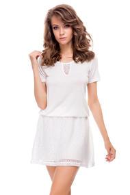 Білі мереживні сукні, 52491, код 52491, арт LUL2031