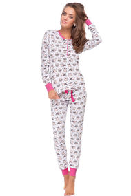 Пижама, хлопок, код 53897, арт 7022