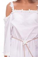 Платье, хлопок Amarea 54711 - фото №4