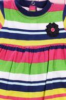 Костюмчик для девочки: туника и штанишки , хлопок Carter's 56058 - фото №1