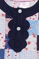 Летний костюм для девочки: маечка и штанишки, хлопок Orm & Emmy 56408 - фото №1