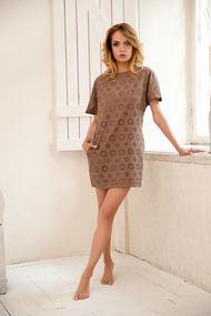 Платье, хлопок, код 57043, арт 400122