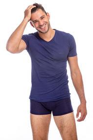 Комплект: футболка и трусы боксеры, код 57296, арт PCZ1117