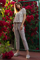 Комплект: блуза и брюки German Volf 57829 - фото №5