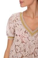 Комплект: блуза и брюки German Volf 57829 - фото №9