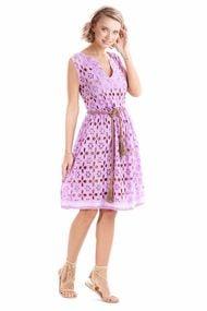 Фиолетовые платья, 58223, код 58223, арт IC20-021