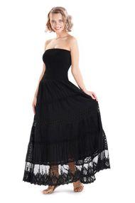 Платье, хлопок, код 58322, арт IC20-041