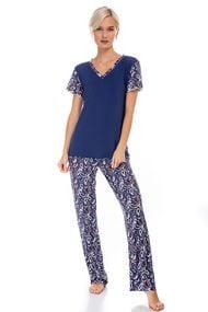 Комплект: блуза та брюки, код 58496, арт F60040