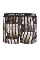 Труси боксери John Frank 59037 - фото №1