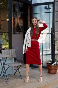 Красные платья, 60175, код 60175, арт 20050-Р