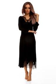 Домашнее платье, вискоза, код 60684, арт GV-00048