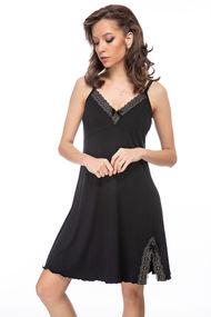 Чёрная сорочка, 61462, код 61462, арт F60049-B