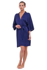 Жіночі шовкові халати, 61548, код 61548, арт GV-10003