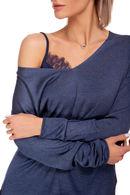 Комплект: пуловер, топ и брюки German Volf 61732 - фото №4