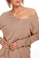 Комплект: пуловер, топ и брюки German Volf 61732 - фото №9