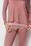 Комплект: пуловер, топ и брюки German Volf 61732 - фото №24