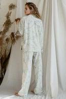 Комплект: блуза и брюки Silence 63395 - фото №4