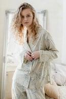 Комплект: блуза и брюки Silence 63395 - фото №7