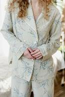 Комплект: блуза и брюки Silence 63395 - фото №8