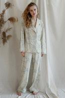 Комплект: блуза и брюки Silence 63395 - фото №5