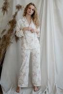 Комплект: блуза и брюки Silence 63395 - фото №9