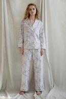 Комплект: блуза и брюки Silence 63395 - фото №10