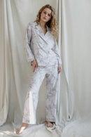 Комплект: блуза и брюки Silence 63395 - фото №11