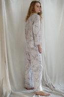 Комплект: блуза и брюки Silence 63395 - фото №14