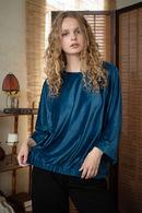Комплект: блуза и брюки Silence 63410 - фото №1